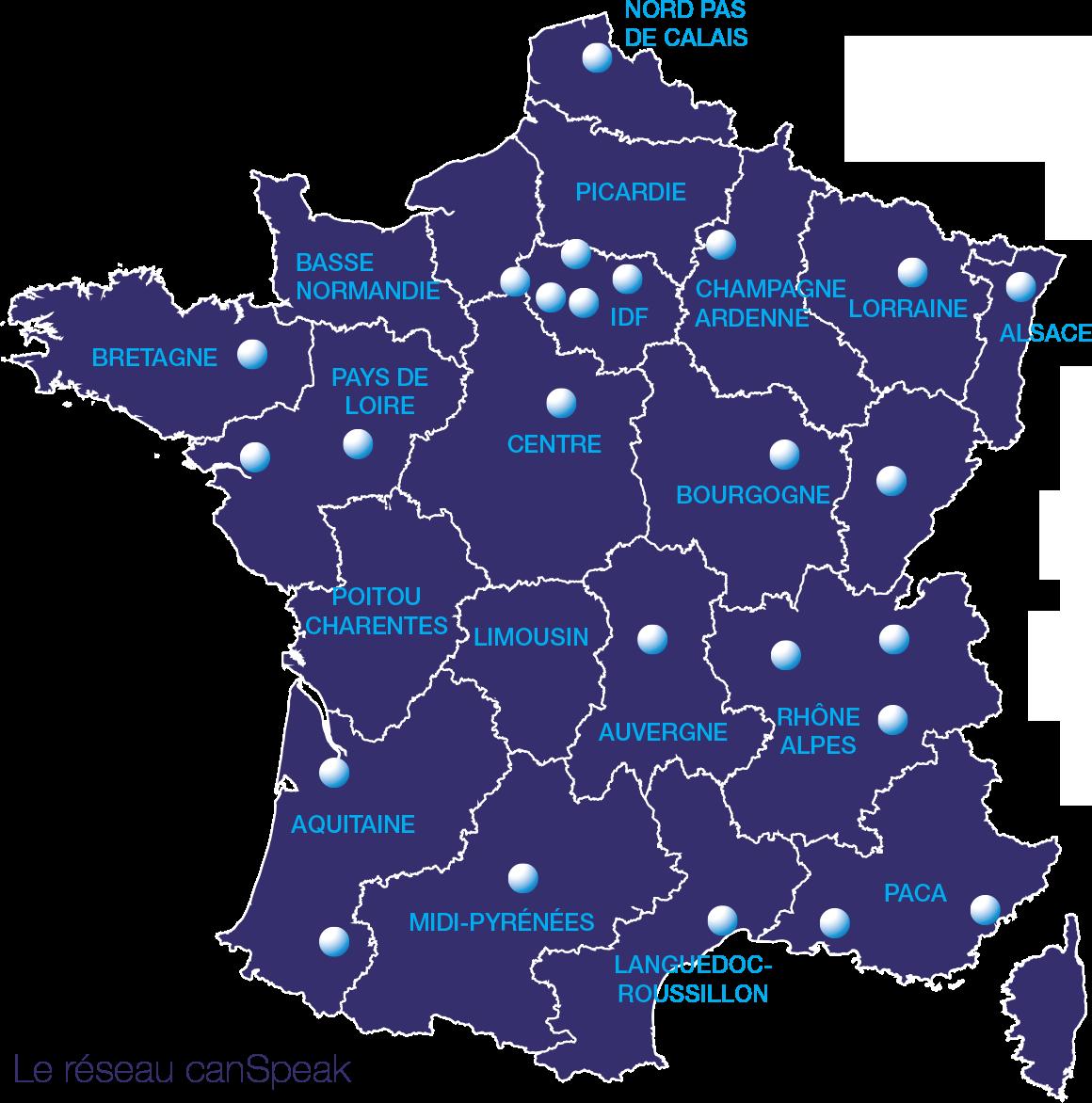 Carte Sca Leclerc.Canspeak Le Reseau De Centres De Langues Independants