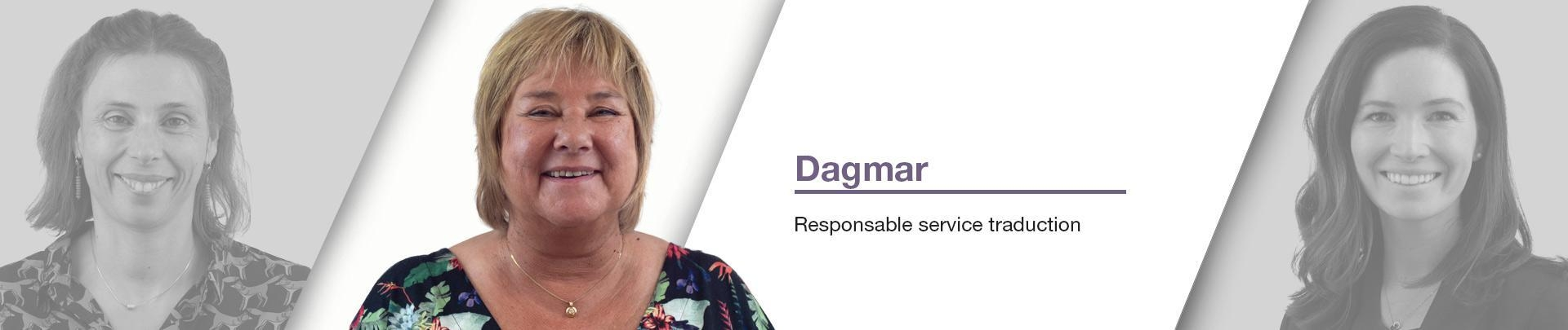Dagmar  - Service Traduction