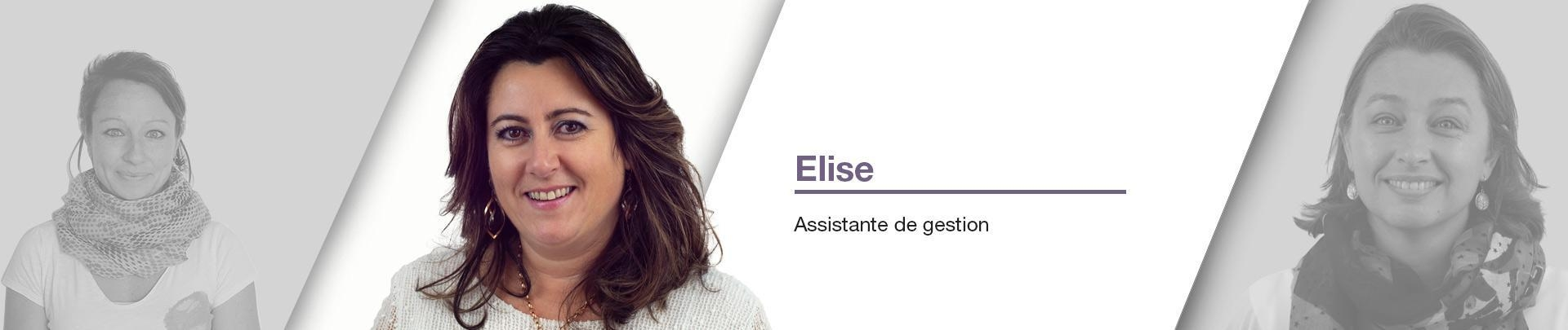 Elise Dassaud - Assistante de gestion