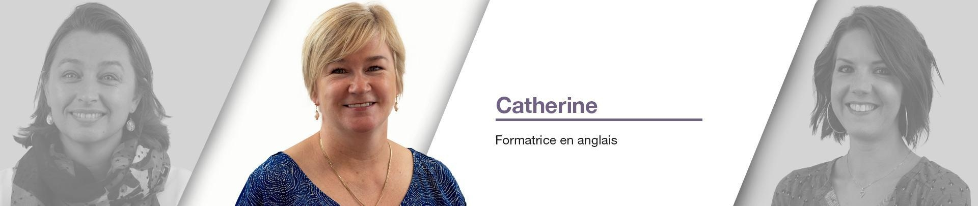 Catherine Zuber - Formatrice en Anglais